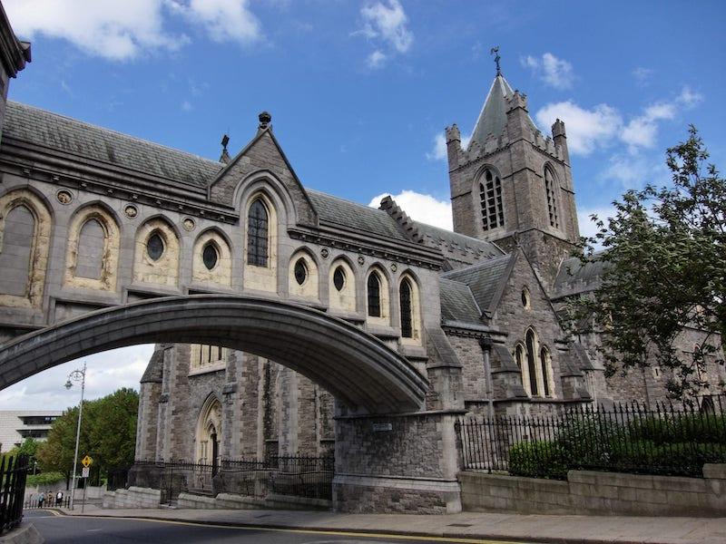 Pontos turísticos em Dublin: Catedral Christ Church