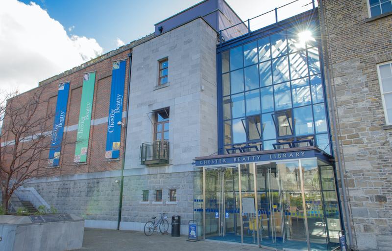 Museu-Biblioteca Chester Beatty em Dublin