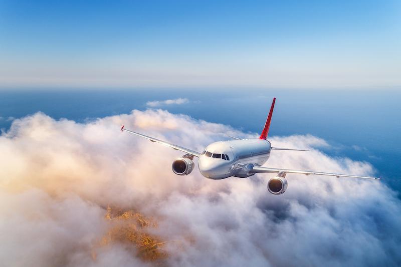 Passagem aérea para a Irlanda