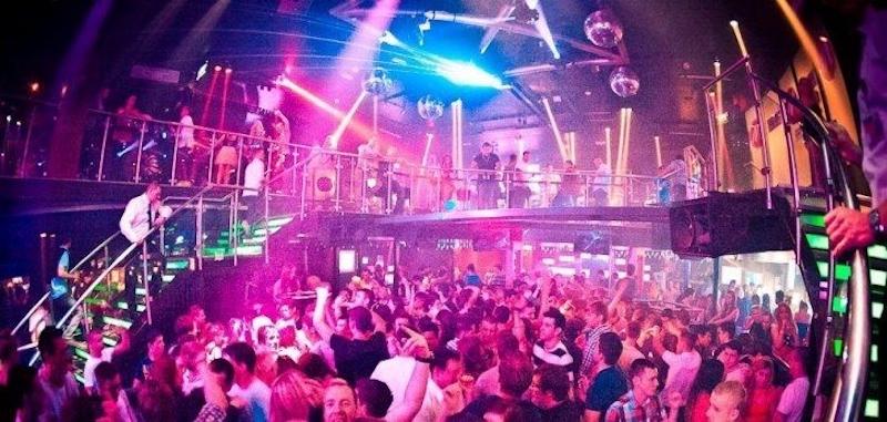 Baladas em Dublin - Club M