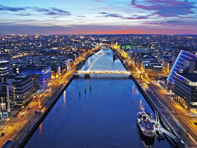 Onde ficar em Dublin