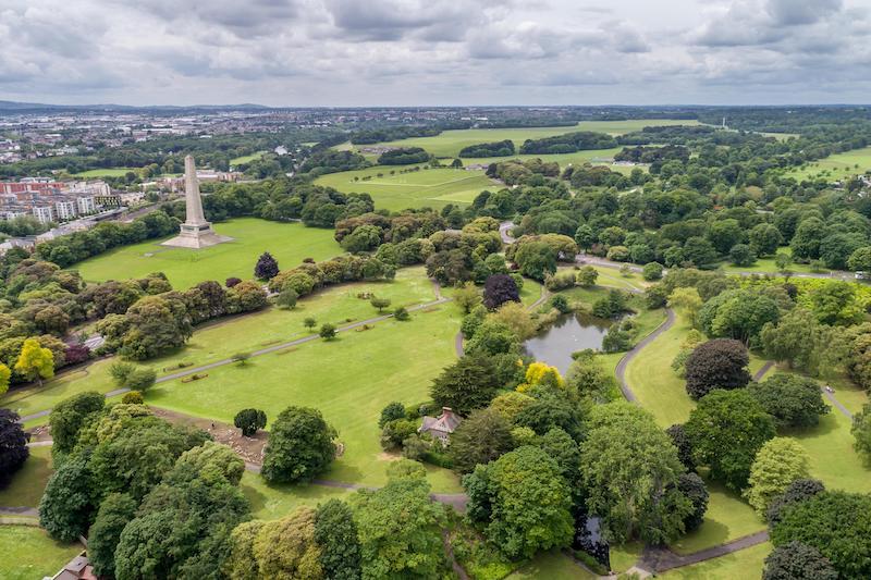 Pontos turísticos em Dublin: Phoenix Park