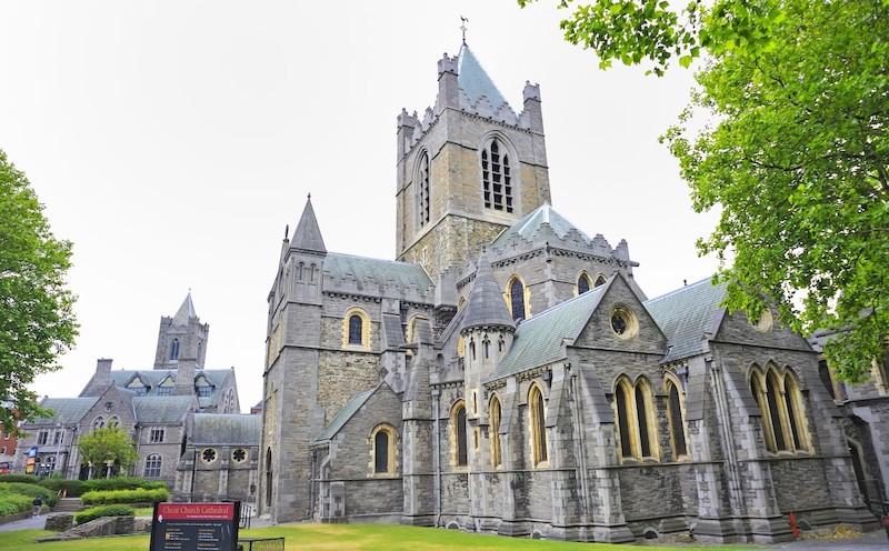 Catedral de St. Patrick em Dublin