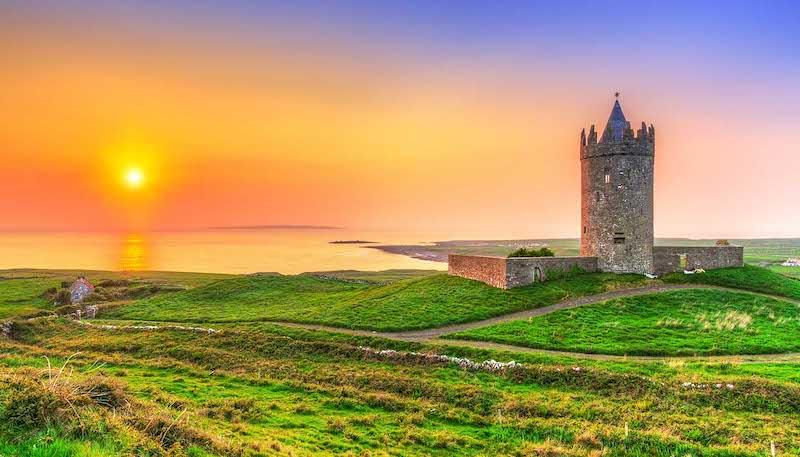 Seguro Viagem para a Irlanda