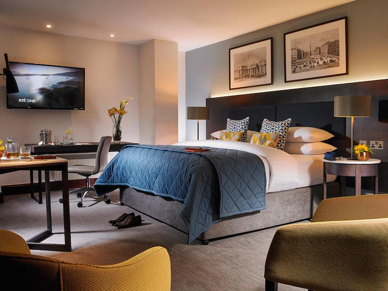Hotel na Irlanda