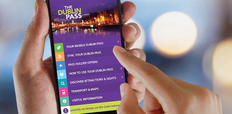 Dublin Pass - também com app