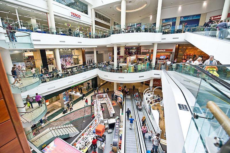 Shopping Dundrum Town em Dublin