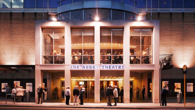 Roteiro de quatro dias em Dublin: Teatro Abbey