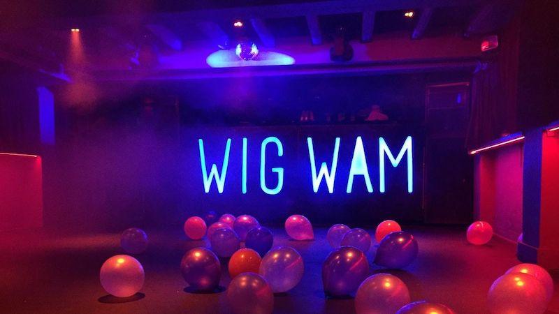 Baladas em Dublin: The WigWam