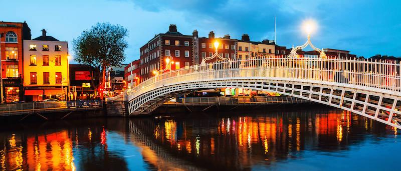 Roteiro de três dias em Dublin: Dublin à noite