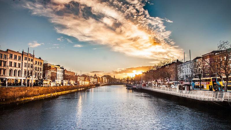 Roteiro de um dia em Dublin