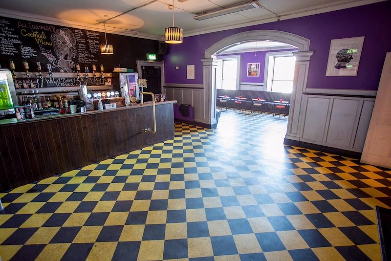 Baladas em Dublin: The Workmans Club