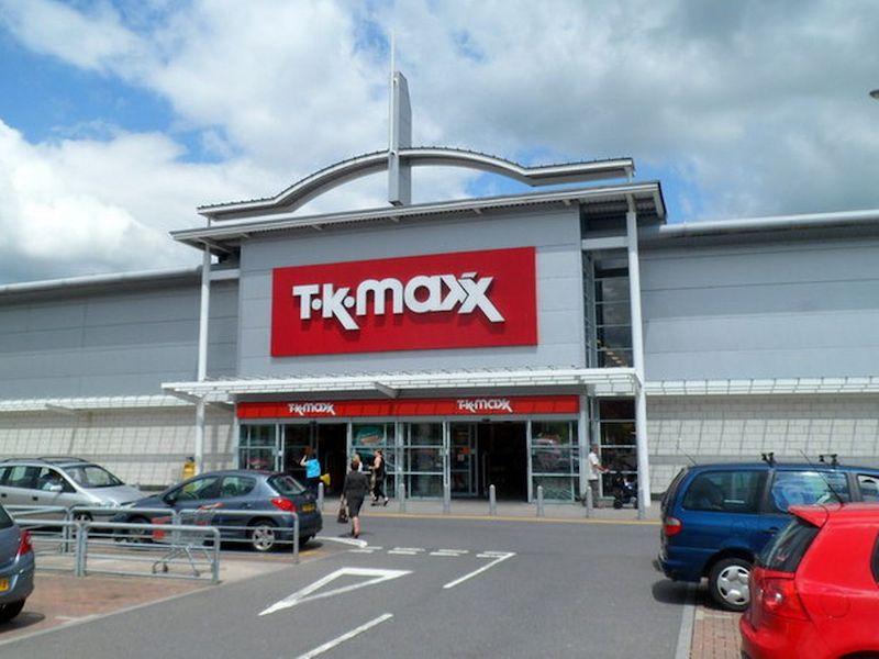 Compras em Dublin: Tk Maxx