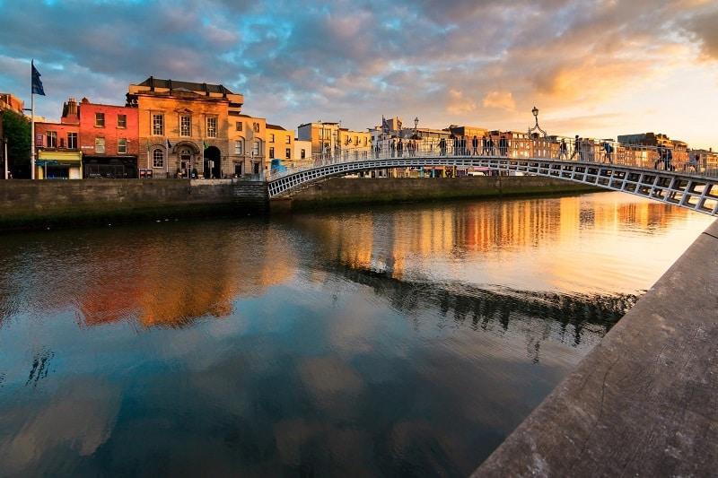 Pacote para Dublin - Irlanda