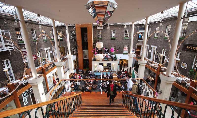 Shoppings em Dublin: Powerscourt Townhouse