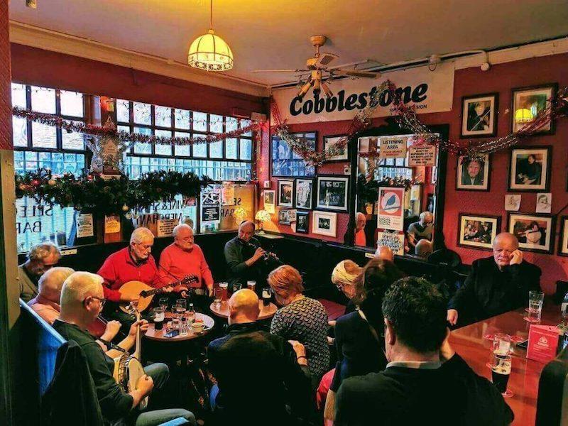 Pub em Dublin