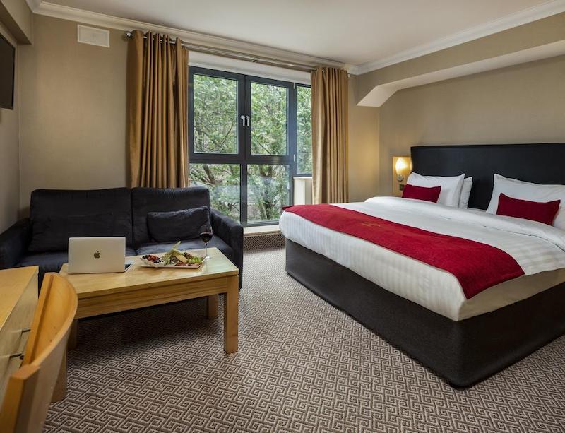 Academy Plaza Hotel em Dublin: quarto