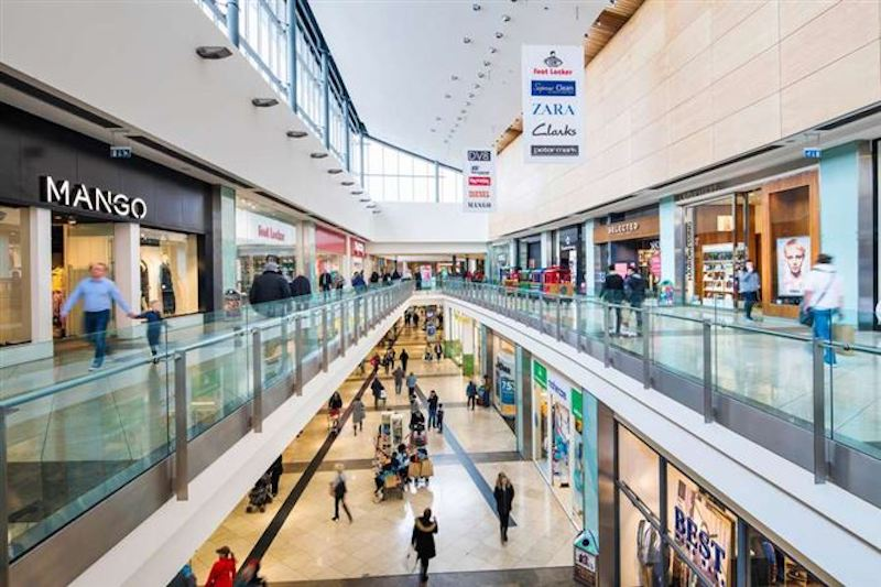 Melhores shoppings em Dublin