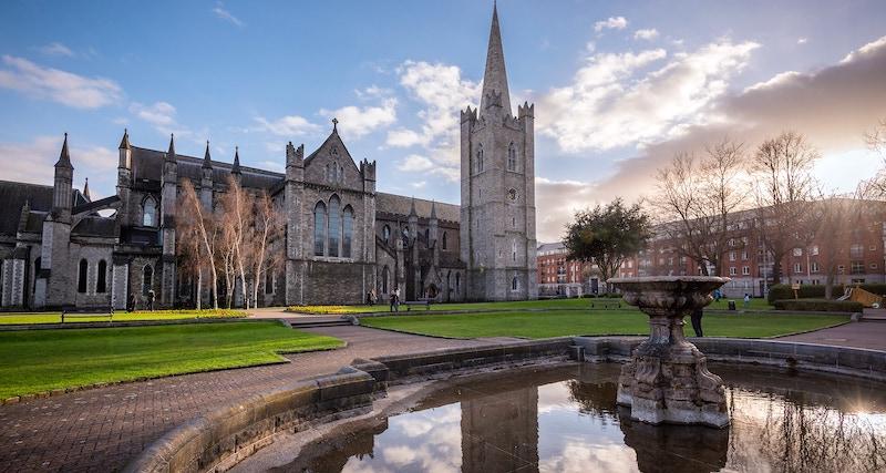 Catedral St Patricks - Dublin