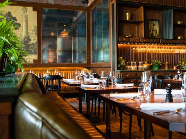 Melhores restaurantes em Dublin