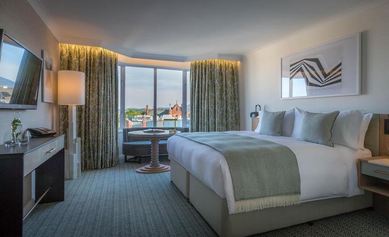 Hotel Conrad em Dublin - quarto