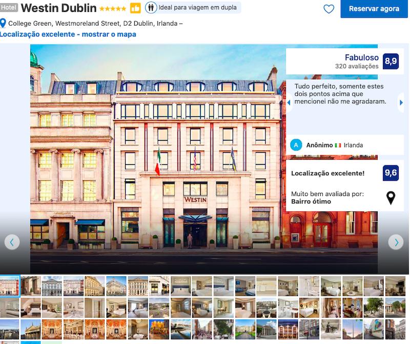 Hotel Westin Dublin
