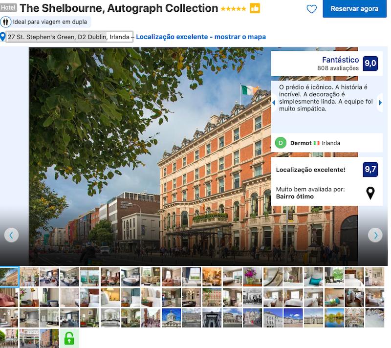 Hotel The Shelbourne - Autograph Collection em Dublin