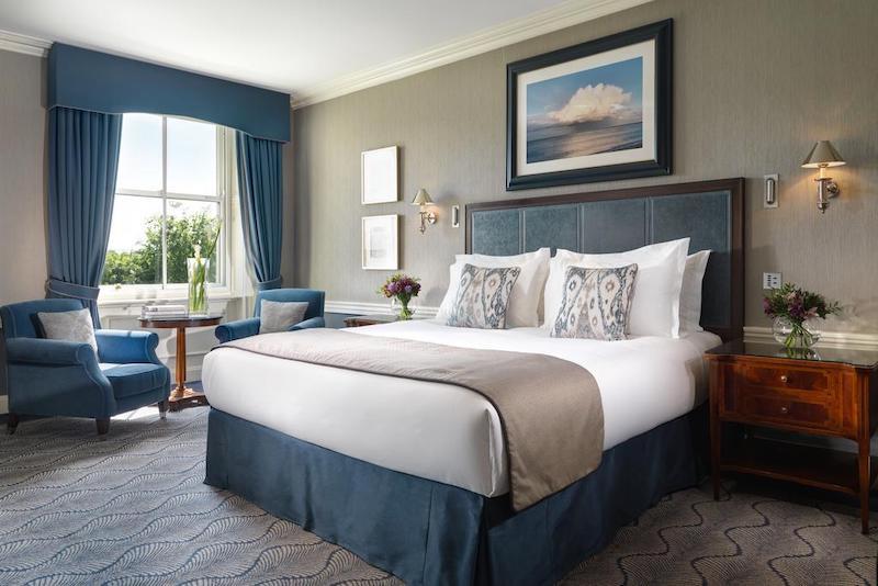 Hotel The Shelbourne em Dublin - quarto