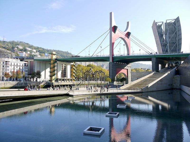Bilbao em Espanha