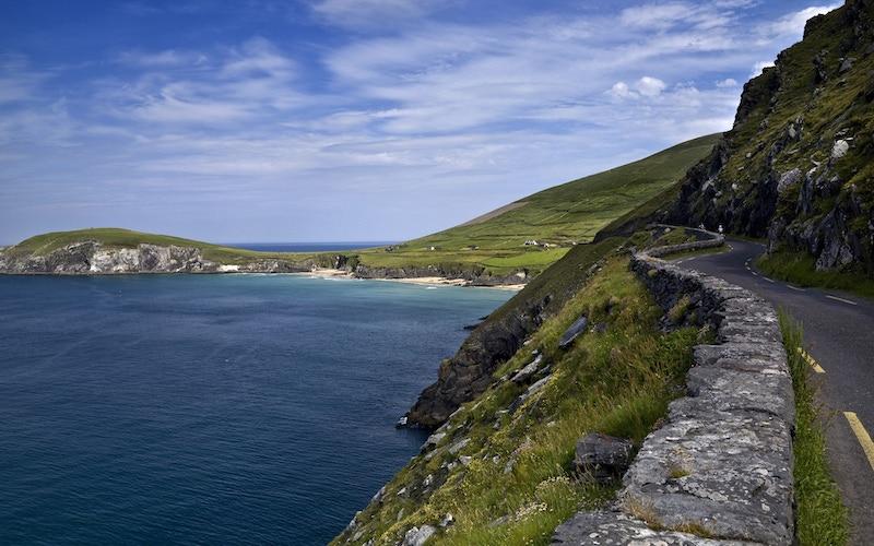 Wild Atlantic Way na Irlanda