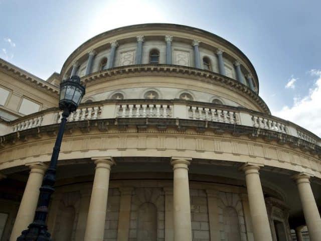 Museu Nacional da Irlanda em Dublin