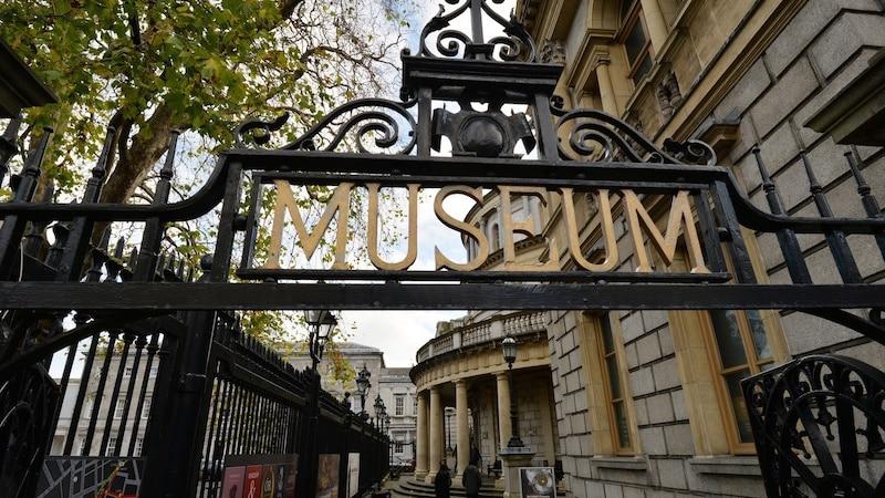 Visita ao Museu Nacional da Irlanda