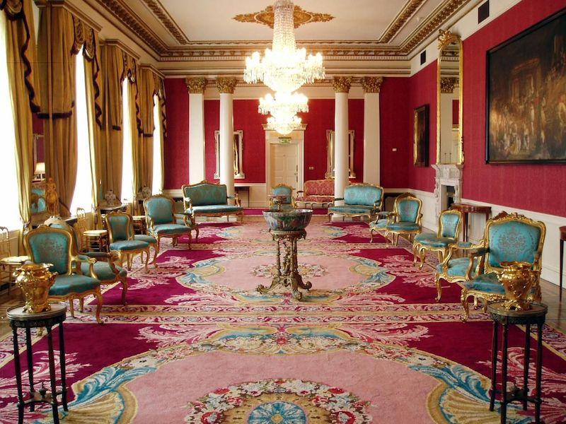 State Apartments no Castelo de Dublin