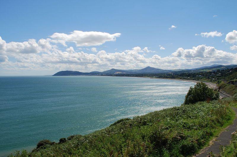 Praias no Condado de Dublin: Killiney