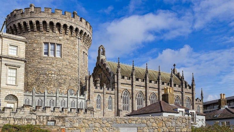 Edifício Castelo de Dublin
