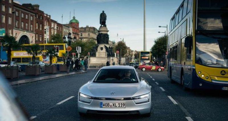 Como dirigir em Dublin e na Irlanda?