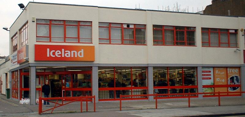 Supermercado Iceland