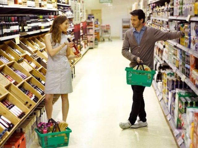 Supermercados em Dublin