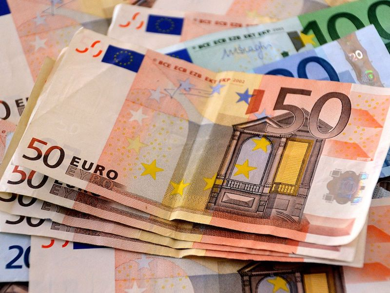 Levar euros para Dublin