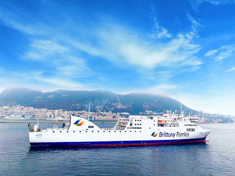 Ferry de Irlanda a França