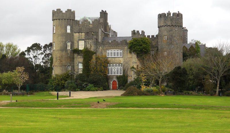 Visitar o Castelo Malahide