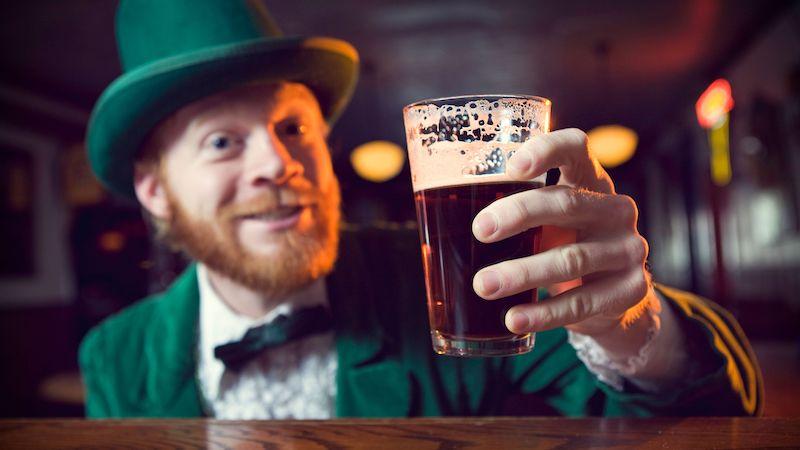 ''Cheers!'' Dublin